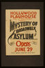 C.e. Reynolds  Mystery Of Broadwalk Asylum  Image