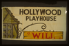Hollywood Playhouse [presents]  Will Shakespeare  By Clemence Dane His Life And Loves. Image
