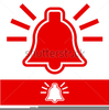 Fire Monitor Symbol Clipart Image