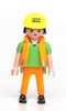 Construction Worker Hat Clipart Image