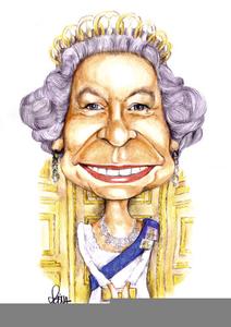 Queen Elizabeth Cartoon Clipart Free Images At Clker Com Vector Clip Art Online Royalty Free Public Domain