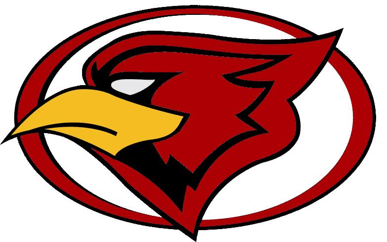 Cardinal Logo Outline Free Cardinal Logo Clipart