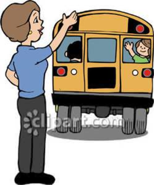 teacher waving goodbye clipart free images at clker com vector rh clker com goodbye clip art free goodbye clipart images