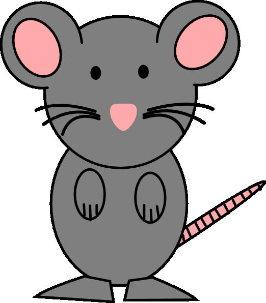 Cartoon Mouse Face | lol-rofl.com