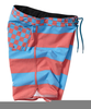 Quiksilver Pink Boardshorts Image