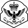 Free Crown Eagle Clipart Image