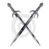 Sword Cross Swords Thumb Image