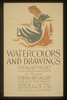 Watercolors And Drawings, Federal Art Project, Works Progress Administration, At The New Federal Art Gallery  / Herzog. Image