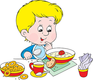 eating breakfast clipart free free images at clker com vector rh clker com breakfast clipart png breakfast clipart border