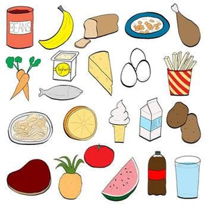 Eating Healthy Foods Clipart Free Images At Clker Com Vector Clip Art Online Royalty Free Public Domain