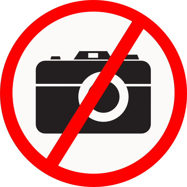 No Camera Allowed Clip Art at Clker.com - vector clip art online ...