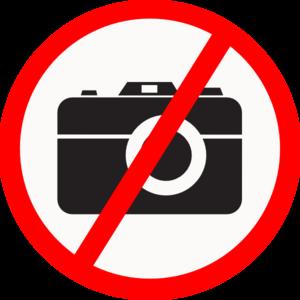 No Camera Allowed Clip Art at Clker.com - vector clip art online ...