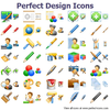 Perfect Design Icons Image