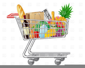 Clipart Empty Shopping Carts Image