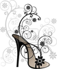 Fancy Shoes Clipart Image