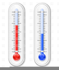 Free Editable Clipart Thermometer Image