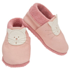 Chaussons Bebe Cuir Souple Kitty Pololo Image