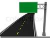 Free Clipart Interstate Sign Image
