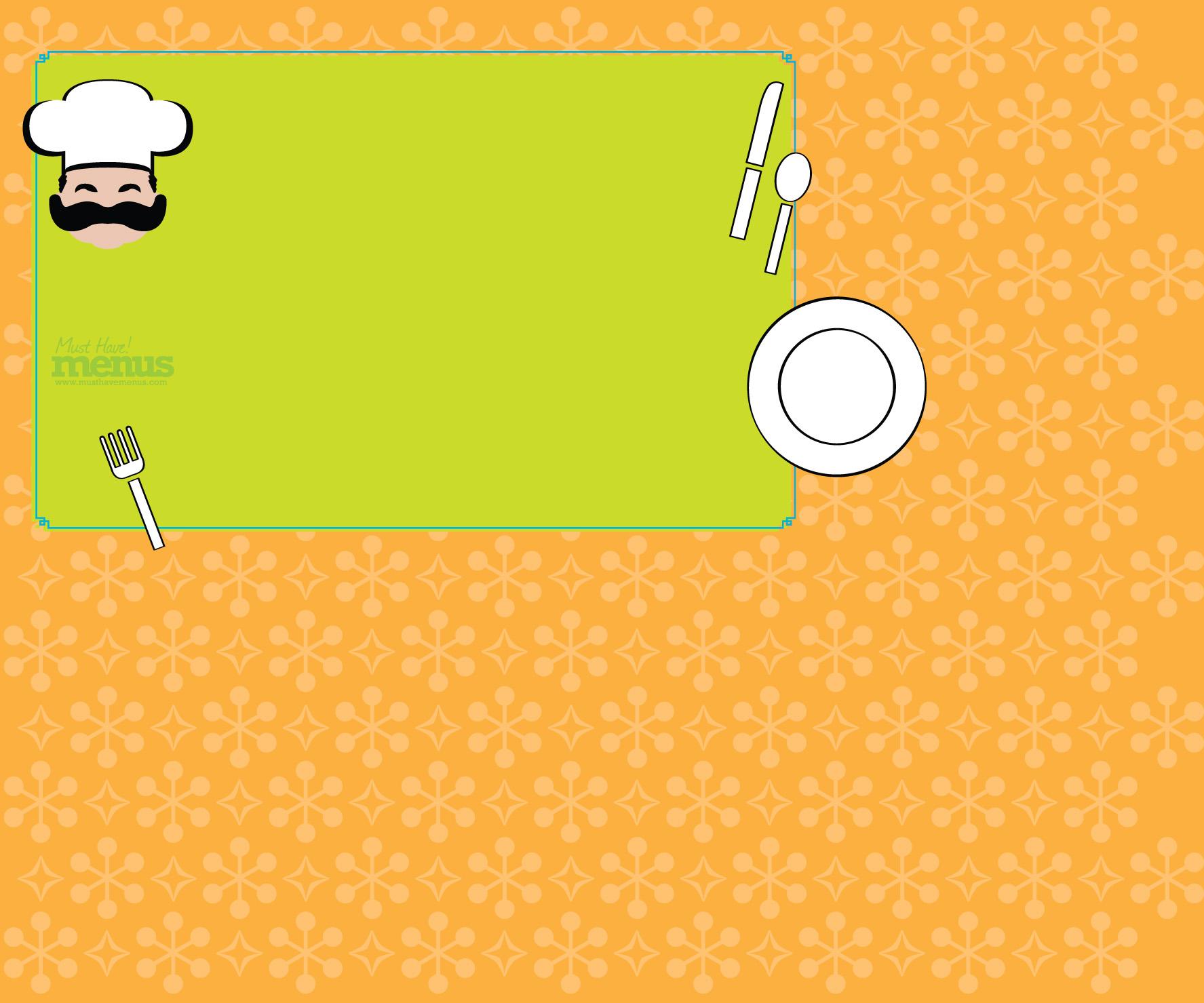 Free Pizza Clip Art Border