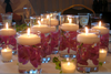 Floating Candle Centerpieces Image