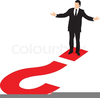 Question Mark Man Clipart Image