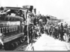 Transcontinental Railroad Train Image