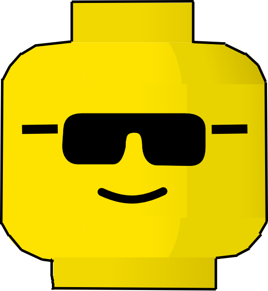 lego head clipart - photo #10