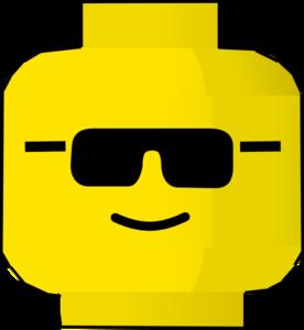 Cool Lego Clip Art at Clker.com - vector clip art online, royalty free ...