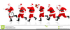 Happy Father Christmas Clipart Image