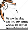 Potter And Clay Clipart Image