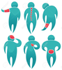 Clipart Hurt Back Image