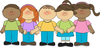 Immigrants Clipart Image