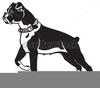 Free Dog Clipart Silhouette Image