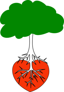 Rooted In Love 2 Clip Art