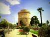 Salonica White Tower Image