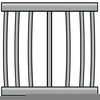 Clipart Animal In Cage Image