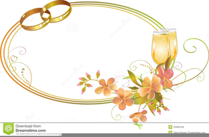 wedding program clipart borders free images at clker com vector