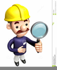 Animated Clipart Magnifying Glass Image
