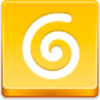 Free Yellow Button Spiral Image
