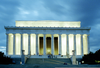 Lincoln Memorial Clipart Image