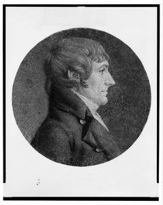 [william Plumer, Head-and-shoulders Portrait, Right Profile] Image