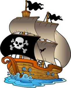 clipart pirate ship free images at clker com vector clip art rh clker com pirate clipart gratuit free pirate clipart images