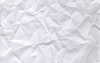 Crumpled Paper Texture Image