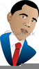 Clipart Picture Of President Obama Image