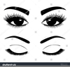 Closed Eye Clipart Image