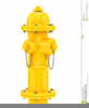Clipart Yellow Fire Hydrant Image