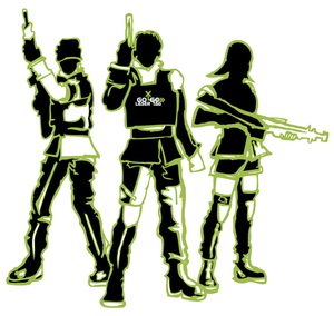 laser tag clipart free images at clker com vector clip art rh clker com  laser tag gun clipart