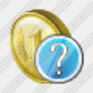 Icon Coin Question Image