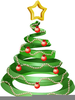 Christmas Tree Clipart No Background Image
