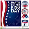 Clipart Jr King Luther Martin Image